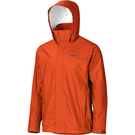 Marmot M's PreCip Jacket Orange Haze